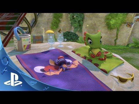 Видео № 0 из игры Yooka-Laylee [Xbox One]