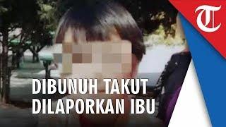 Takut Diadukan ke Ibu, Sepupu dan Teman Pukul Gadis 6 Tahun Gunakan Papan lalu Dimasukkan Dalam Tas