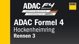ADAC Formel 4 Rennen 3 Hockenheim 2018 DEUTSCH Re-Live | Kholo.pk