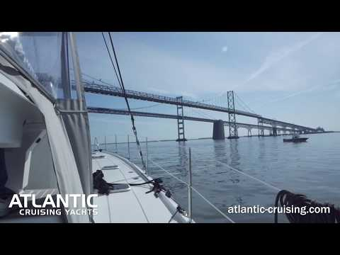 Fountaine Pajot Saba 50 Delivery: featuring Atlantic Cruising Yachts' Paul Smith