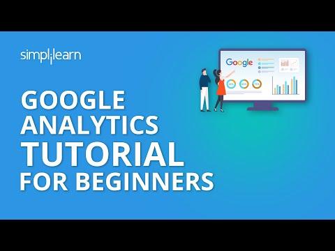 Google Analytics | Google Analytics Tutorial For Beginners | Google ...