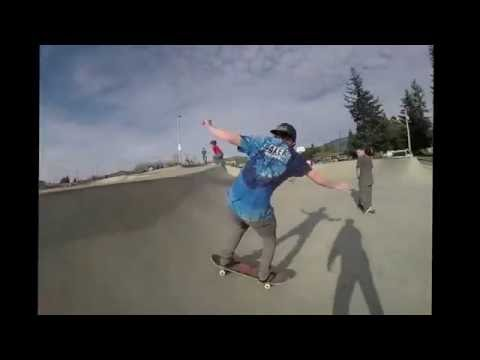 Shreding Sedro Woolley Skatepark