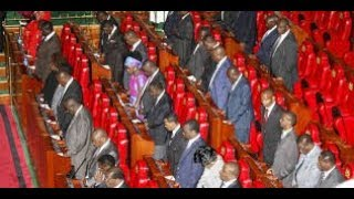 Why MPs are unable to transact any house business
