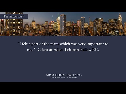 """""""I felt a part of the team which was very important to me."""" testimonial video thumbnail"""