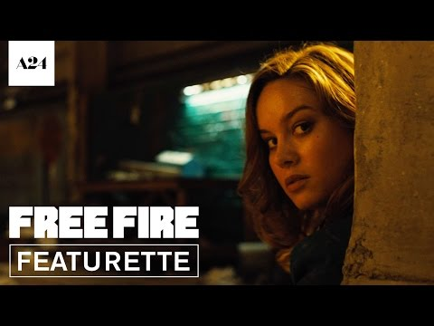 Free Fire | Justine | Official Featurette HD | A24