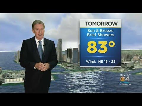 CBSMiami.com Weather 5-20-21 11PM