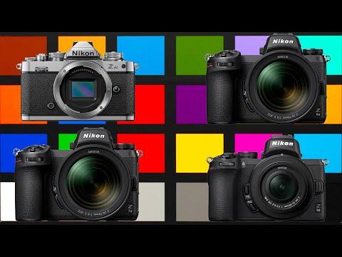 Nikon Z Range - High ISO Comparison