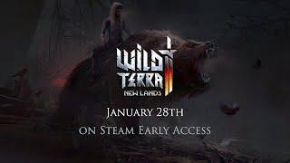 MMORPG Wild Terra 2: New Lands вышла в раннем доступе. Появились первые отзывы