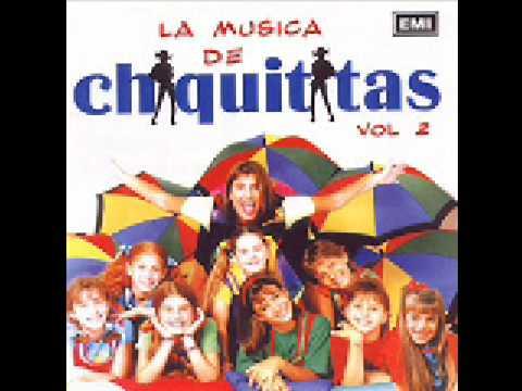 04. Corazón Con Agureritos - La Música De Chiquititas Volumen 2 [Chiquititas Argentina] 1996