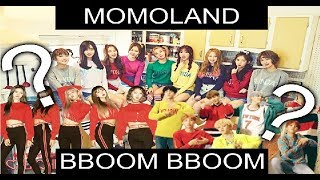 Why MOMOLAND   BBOOM BBOOM Sounds So Familiar After First Listen?