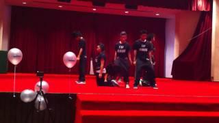 Ran8adidas Launching - Relentless Entertainment