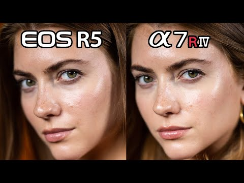 External Review Video jrS2dUPSiSw for Canon EOS R5 Full-Frame Mirrorless Camera