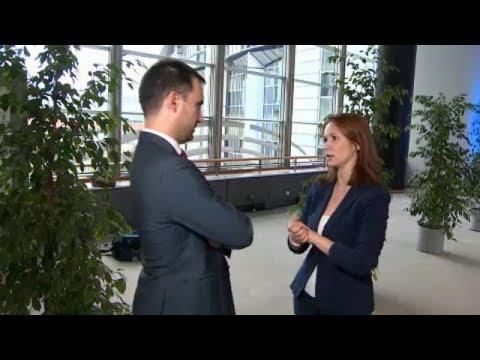 Ο Αλέξης Χαρίτσης στο euronews για την μεταμνημονιακή εποχή …