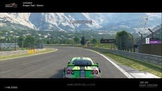 Gran Turismo Sport Training Dragon Trail Gardens 2