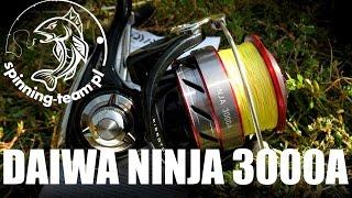 Daiwa ninja 3000 lt cxh