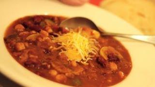 Amazing Vegetarian Chili