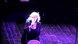 Marianne Faithfull - live Mannheim 1999 - Underground Live TV recording