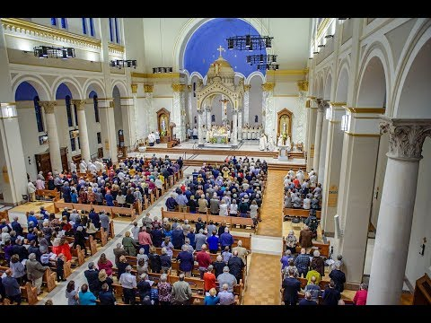 St. Benedict Cathedral Mass of Dedication - November 6, 2019