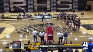 Rochester Volleyball vs Triton