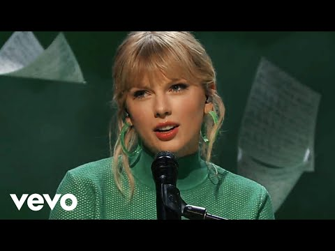 """Taylor Swift - """"Lover"""" (Live From Saturday Night Live / 2019)"""