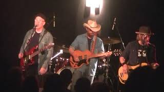 Marshall Crenshaw w/The Bottle Rockets-2541(Grant Hart cover) Milwaukee,WI 4-20-18