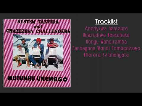 System Tazvida – Mutunhu Unemago (Album)