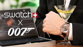 SWATCH x 007 James Bond 2Q Review