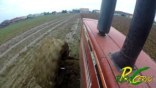 End Of A Legend? Fiatagri 180-90   Hard Plowing   Sound Of Power   Spring 2017