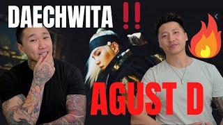 THIS IS EVERYTHING... WOW!! | Two Asian Guys React: Agust D '대취타' MV (COMEBACK)