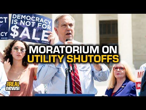 Sen. Merkley And Community Leaders Call For Moratorium On Utility Shutoffs
