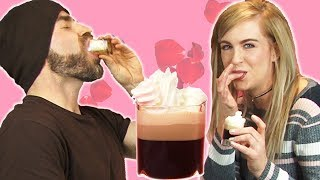 Irish People Try Aphrodisiac Drinks