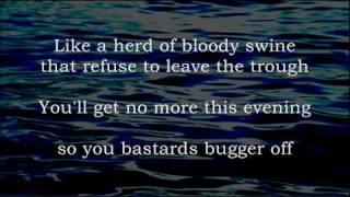 Bugger Off - Lyrics ,