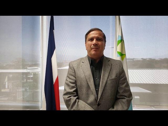 Regulador General, Roberto Jiménez Gómez, explica acciones para reducir c ..