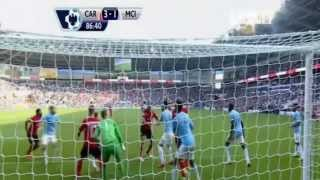 Cardiff 3 Manchester City 2 GOLES HD