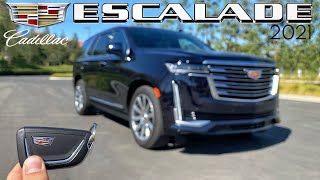 The 2021 Cadillac Escalade is The King of 3-Row Luxury SUVs Once Again by MilesPerHr
