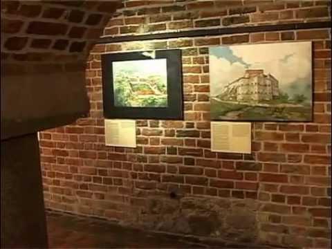 Zamki na Kresach - wystawa - Zbigniew Szczepanek - YouTube