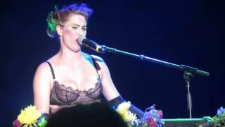 The Dresden Dolls + PWR BTTM - The Jeep Song live in Boston
