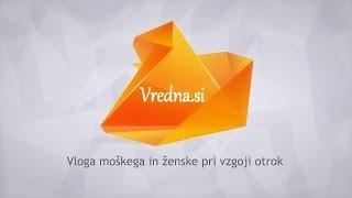 Vredna.si 003 - Vloga moškega in ženske pri vzgoji otrok