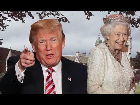 US President Donald Trump to meet Queen Elizabeth during July visit