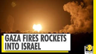 WION Dispatch: At least two injured as Gaza fires rockets into Israel | World News
