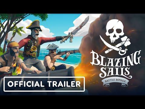 Blazing Sails: Pirate Battle Royale (PC) - Steam Key - GLOBAL - 1