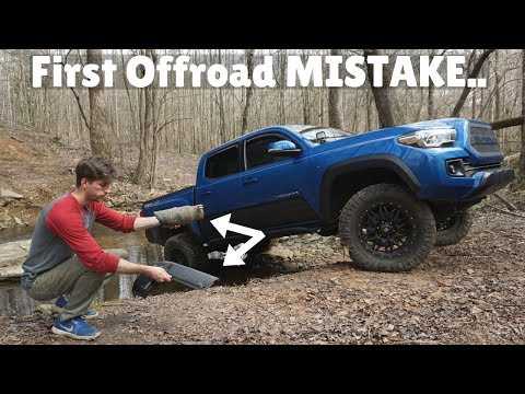 3rd Gen Toyota Tacoma & 1st Gen Lifted King Shocks on 285/70