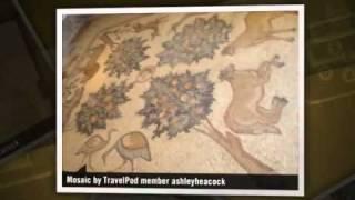 preview picture of video 'Madaba, Mount Nebo, and the Hot Springs - Madaba, Jordan (hotsprings; madaba; jordan)'