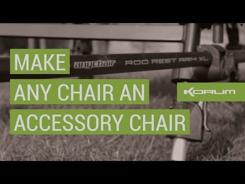 Make Any Chair an Accessory Chair!
