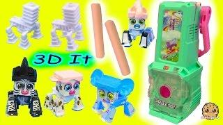 Does It Work? 3D IT Wax Mold Machine Animal Maker Creator Toy Molding Studio Fail Video