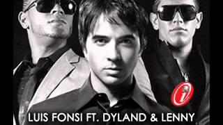 Claridad Oficial Remix-Luis Fonsi Ft Dyland & Lenny-2012