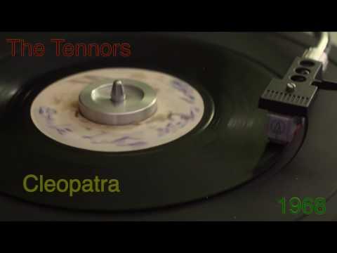 The Tennors – Cleopatra | 7″ Wirl Blank 1968 | +Lyrics (Just Like A River Riddim)