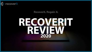 Best Data Recovery Software 2020 - Wondershare Recoverit