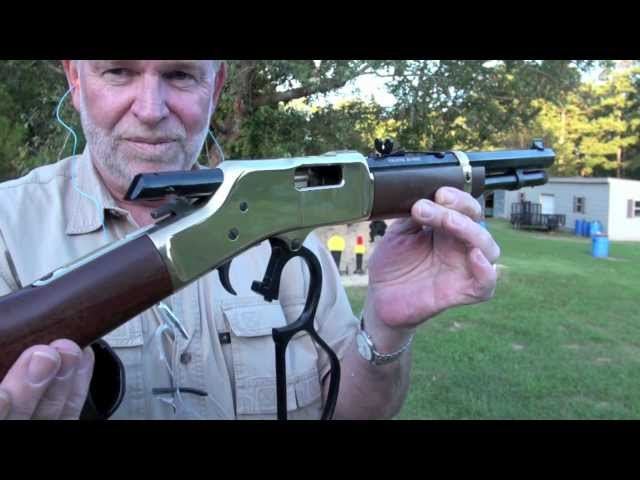 Henry Big Boy Mare's Leg Lever Action Pistol
