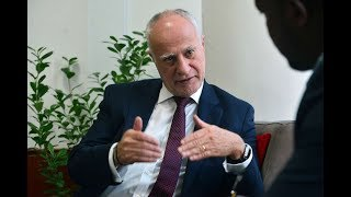Top in Business This Week: Michael Joseph - Why I sold all my Safaricom shares